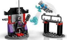 LEGO zestaw Ninjago 71731 epicki zestaw bojowy – Zane vs. Nindroid