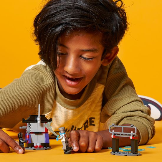 LEGO Ninjago 71731 Epski dvoboj – Zane vs. Nindroid