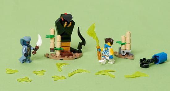 LEGO Ninjago 71732 Epski dvoboj – Jay vs. Serpentine