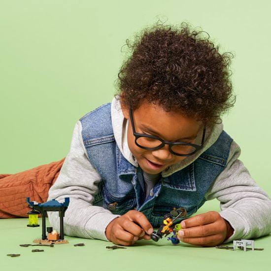 LEGO Ninjago 71733 Epski dvoboj – Cole vs. duh bojevnik