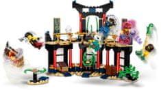 LEGO zestaw Ninjago 71735 Turniej Żywiołów