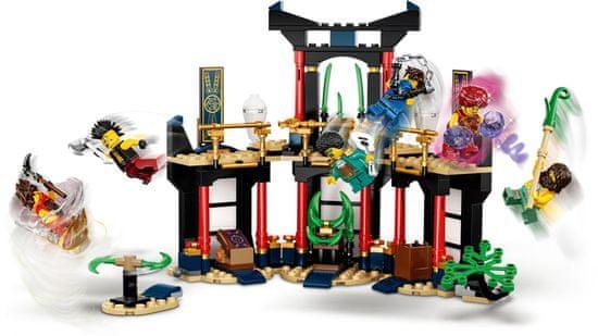 LEGO Ninjago 71735 Elementi turnira