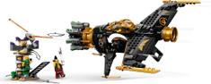 LEGO zestaw Ninjago 71736 Kruszarka skał