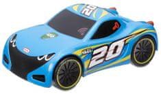Little Tikes Interaktív autó Kék versenyautó