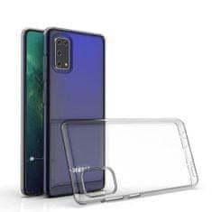 Ultra tanek ovitek za Samsung Galaxy A31 A315, silikonski, prozoren
