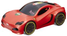 Little Tikes interaktywny samochodzik - czerwona wyścigówka