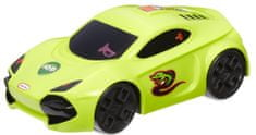 Little Tikes Interaktív autó Zöld versenyautó