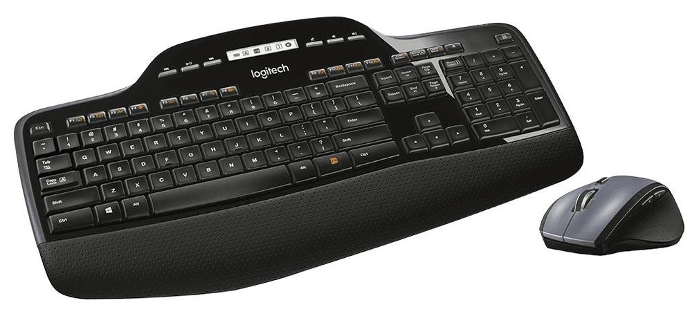 Logitech Wireless Desktop MK710, USB, US (920-002440)
