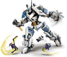 LEGO® Ninjago 71738 Zane a bitva s titánskými roboty