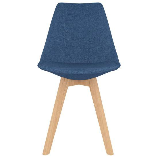 shumee 3-delna jedilnica, modra