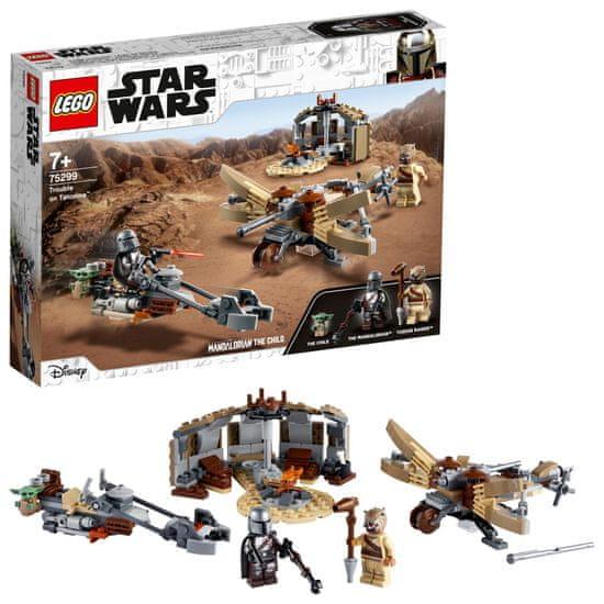 LEGO Star Wars™ 75299 Težave na planetu Tatooine