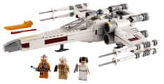 LEGO zestaw Star Wars™ 75301 Myśliwiec X-wing™ Luke'a Skywalkera