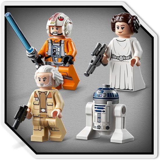 LEGO Star Wars™ 75301 X-wing™ lovec Luka Skywalkerja