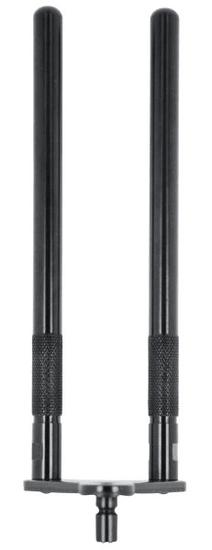 Quantum Držiak prútu Radical Metal Snag Bar 15x3cm
