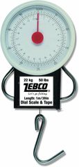 Zebco Váha pružinová Spring Scales do 22kg/50lbs