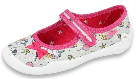 Befado papuče za djevojčice Blanca 114X392