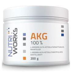 NutriWorks AKG 100% 200 g