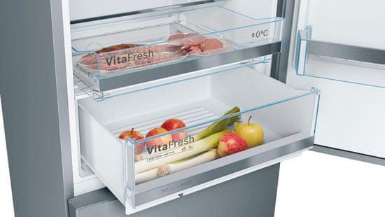 Bosch lednice KGE49AICA + CASHBACK 2000 Kč - s kosmetickou vad