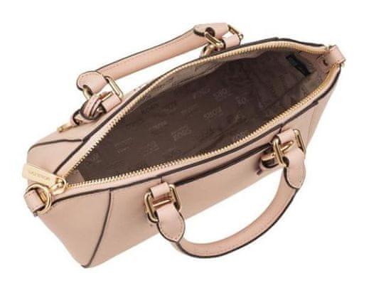 Michael Kors Dámska kožená kabelka Ciara Medium 194900021996 Powder Blush
