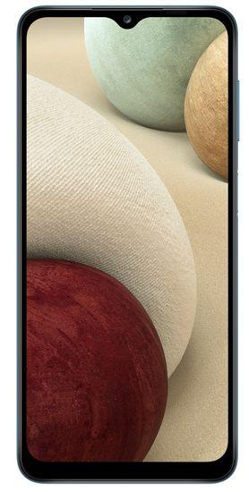 Samsung Galaxy A12 pametni telefon, 4GB/64GB, moder
