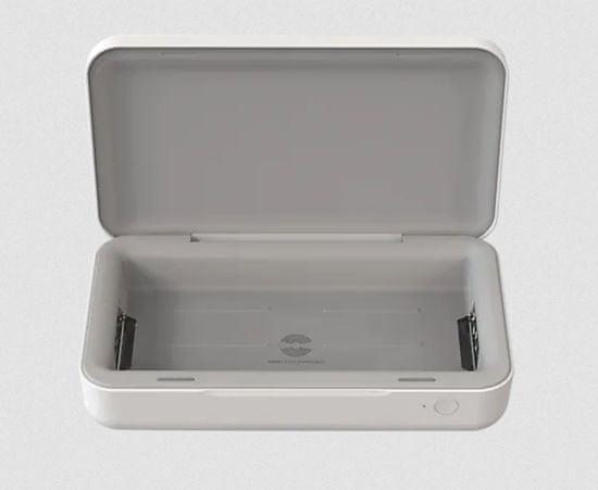 Samsung UV čistička s bezdrátovým nabíjením Bílá GP-TOU020SABWQ