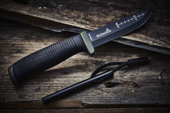 Hultafors Nůž outdoor OK4 + křesadlo