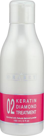 Orasey 5v1 Brazílsky Keratín Diamond 150ml - Pre narovnanie vlasov