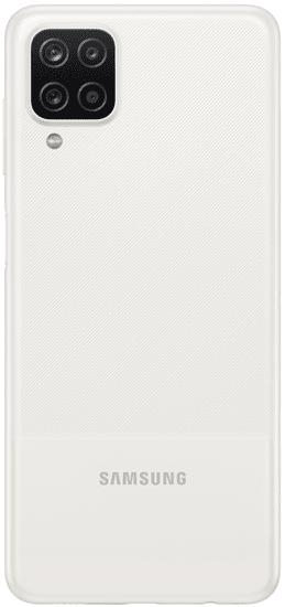 Samsung Galaxy A12 pametni telefon, 4 GB/128 GB, bijeli