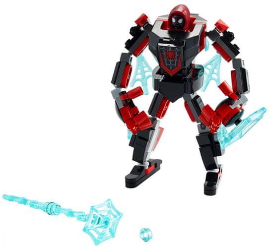 LEGO Super Heroes 76171 Miles Morales v oklepnem robotu