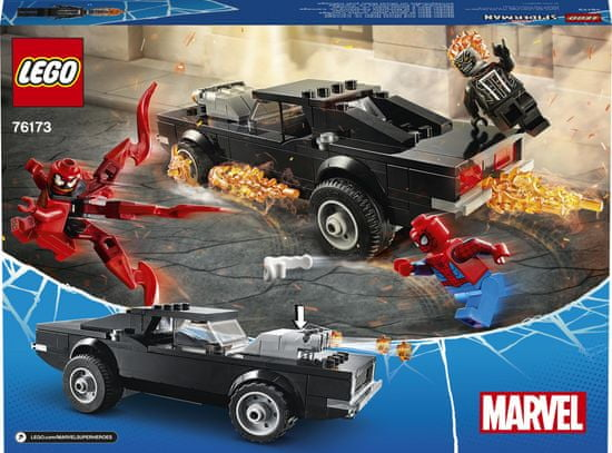LEGO Super Heroes 76173 Spider-Man a Ghost Rider vs. Carnage