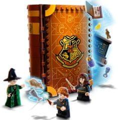 LEGO Harry Potter 76382 Čarobni trenutki iz Hogwartsa: Ura preobrazbe