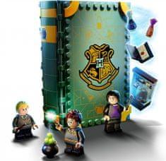LEGO Harry Potter 76383 Čarobni trenutki iz Hogwartsa: Ura napitkov