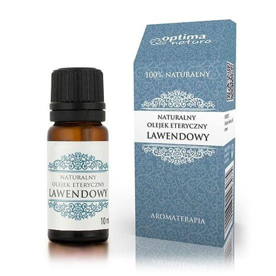 Optima Natura Naravna eterična olja Zdravje: evkaliptus, tatovo olje, sivka, 3x10