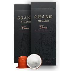 Grano Milano Káva CREMA (10 kávové kapsule)