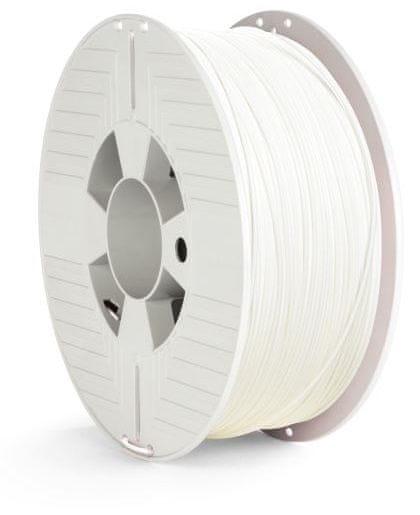 Verbatim tisková struna, ABS, 1,75mm, 1kg, bílá (55027)