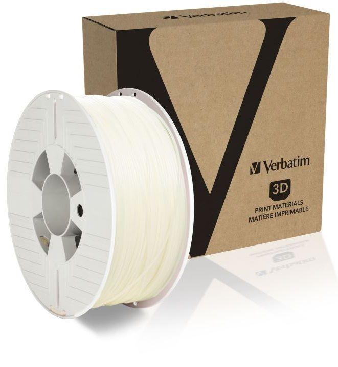 Verbatim tisková struna, ABS, 1,75mm, 1kg, natural (55028)