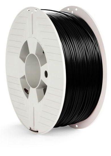 Verbatim tisková struna, ABS, 1,75mm, 1kg, černá (55026)