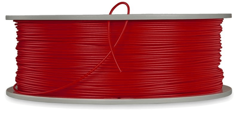 Verbatim tisková struna, ABS, 1,75mm, 1kg, červená (55030)