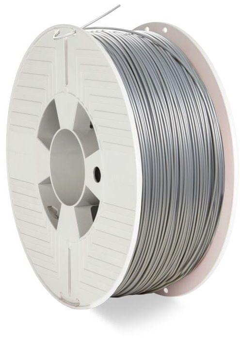 Verbatim tisková struna, ABS, 1,75mm, 1kg, stříbrná (55032)
