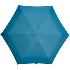 Samsonite Skládací deštník Minipli Colori S modrá