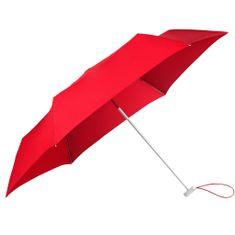 Samsonite Skládací deštník Alu Drop S 3 červená
