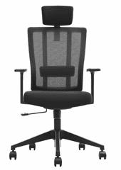 Hyle VRT.X3-55AM stol, črn