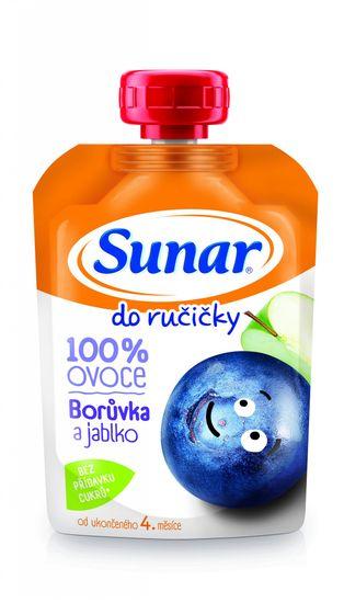 Sunar Do ručičky mix kartón II 12x100g