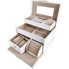 Troli Ekskluzivna škatla za nakit z ročajem JBC151WF