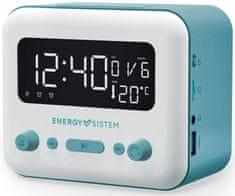 Energy Sistem budilka Clock Speaker 2 Bluetooth Sky