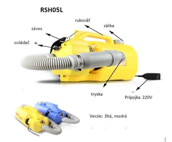 STERILAND RSH 05 Aplikátor dezinfekcie