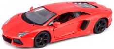 Maisto model samochodu Lamborghini Aventador 1:24, pomarańczowy