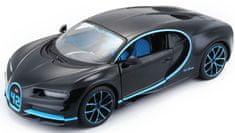 Maisto Bugatti Chiron 1:24 - fekete