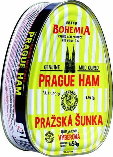Pražská šunka, výberová BOHEMIA 454g (bal. 6ks)