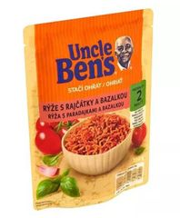 Uncle Ben's Ryža s paradajkami a bazalkou 250g (bal. 6ks)